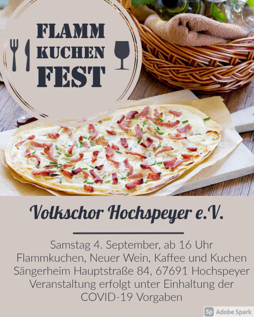 Flammkuchenfest 4.9.